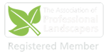 Member of the Association of Professional Landscapers