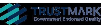 Trust Mark Registered Lanscape Gardener Logo