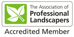 The Assoication of Professional Landscapers Members Logo